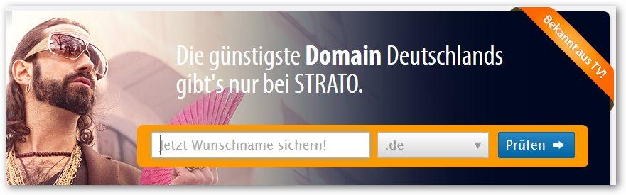 Strato Domains Kündigen