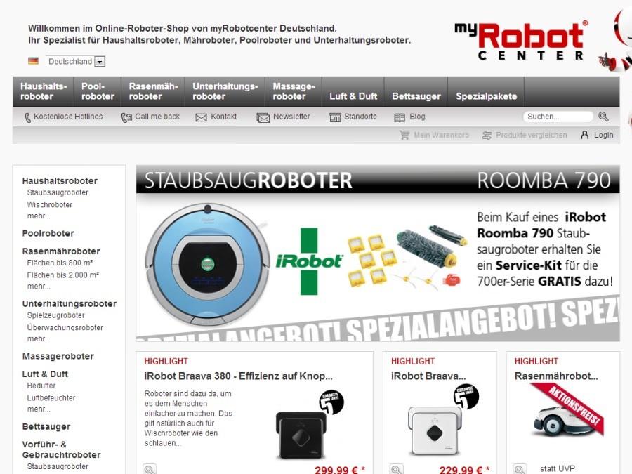 My Robot Center Gutschein