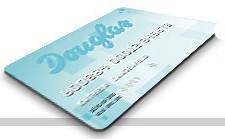 Kosten Douglas Card