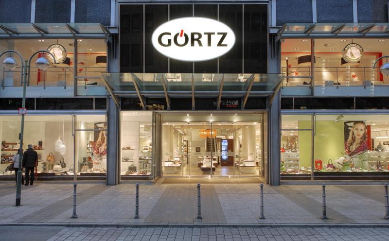 992136856b799a Der Name Görtz steht seit über 130 Jahren für Qualität und Zuverlässigkeit.  Das 1875 in Hamburg gegründete Unternehmen war lange Zeit nur auf Schuhe ...