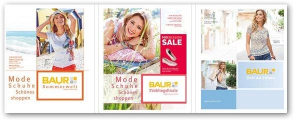 Baur Katalog Anfordern Oder Direkt Online Blättern