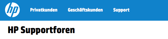 Hp Forum Deutsch