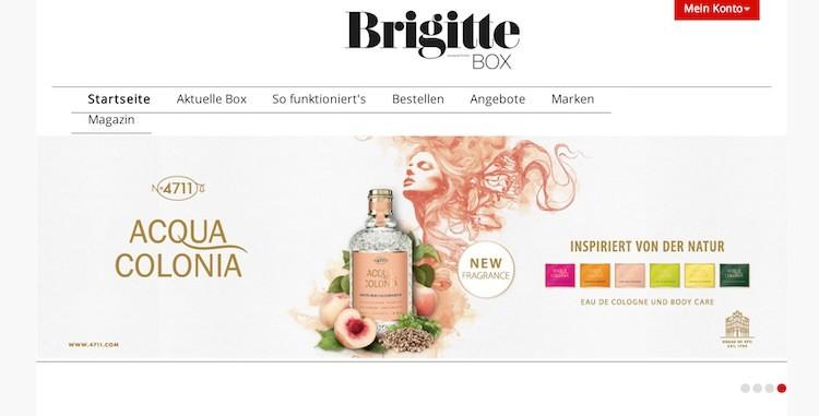 6d21f17297 Brigitte Box Gutschein Juli 2019 → 10€ Gutscheincode