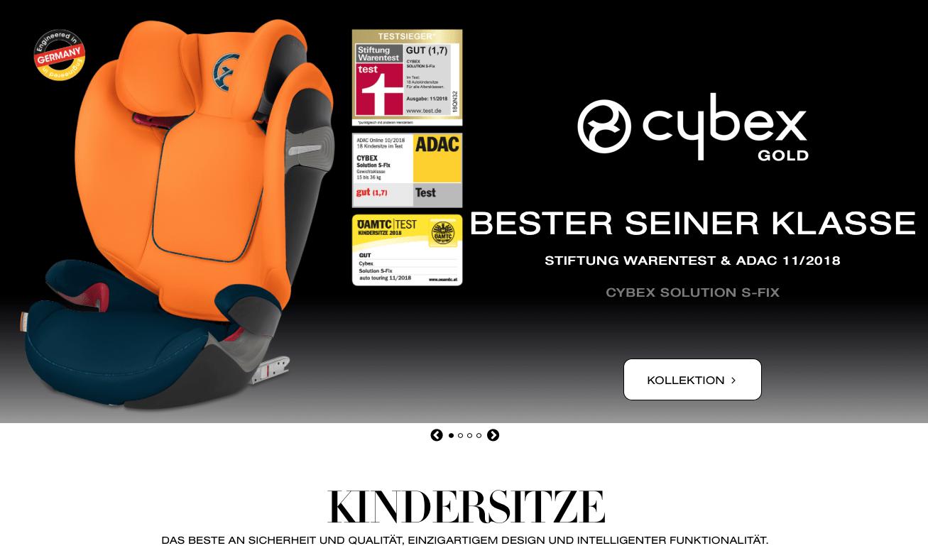 5f4fded9147a33 Cybex Gutschein Mai 2019 → Liste aller gratis GutscheincodeS