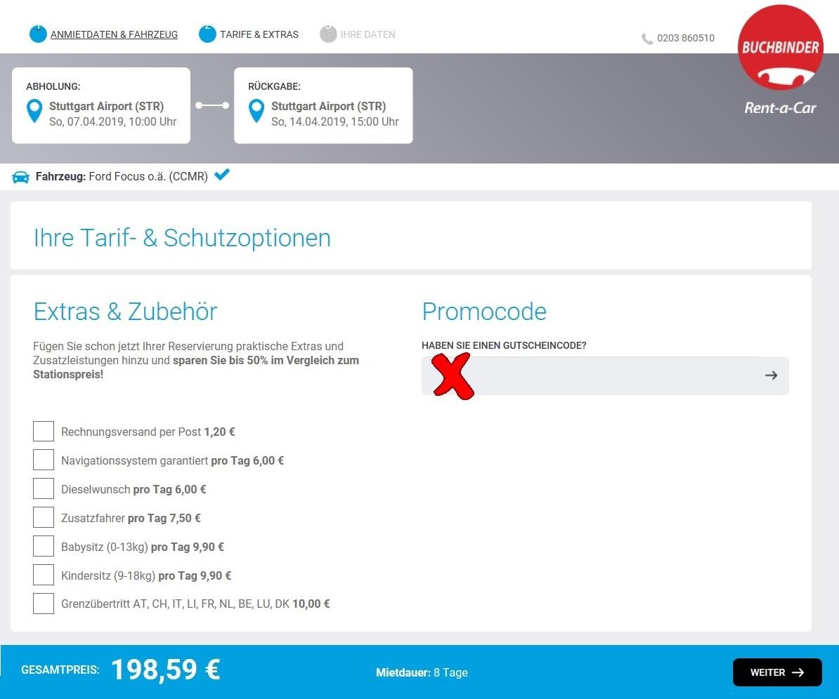 Buchbinder Gutscheincode