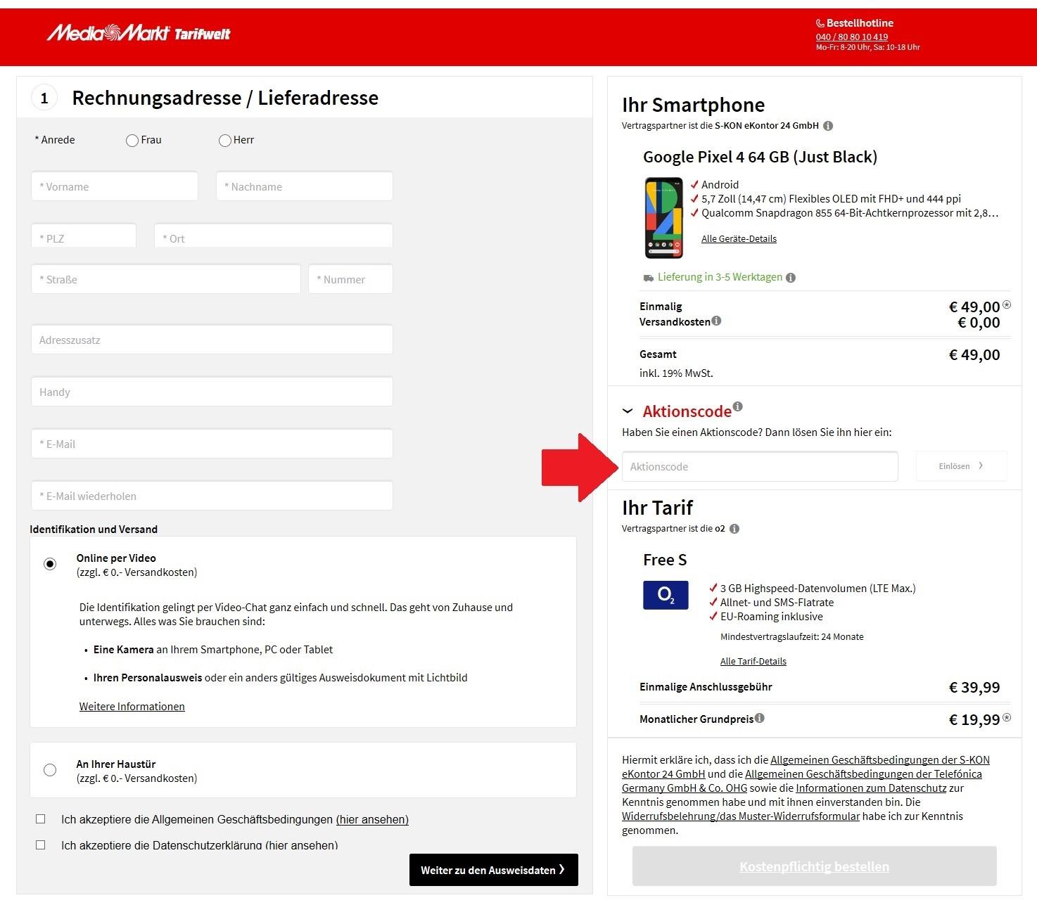 Mediamarkt Rabattcode