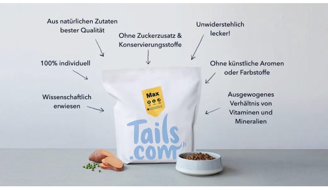 Tails advantages