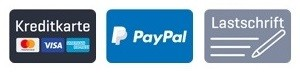 Tails payment methods
